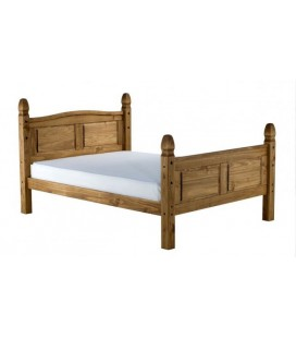 Farmhouse High Foot End Bed Frame