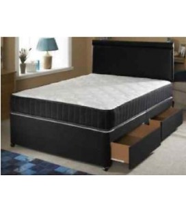 Memory-Touch Divan Bed - All Sizes