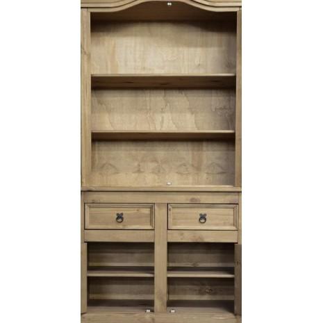 Farmhouse 3 39 buffet hutch dresser furniture2godirect for Furniture 2 go direct
