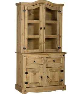 Farmhouse 3' Buffet Hutch / Dresser