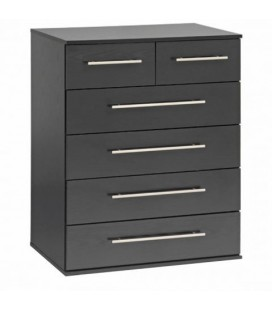Modern 4+2 Chest of Drawers