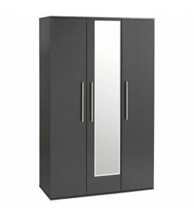 Modern 3 Door Wardrobe