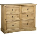 Farmhouse 6 Drawer Chest