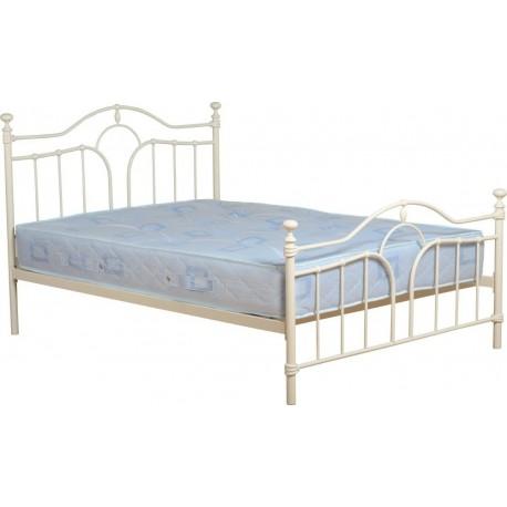 Kestral metal bed frame furniture2godirect for Furniture 2 go direct