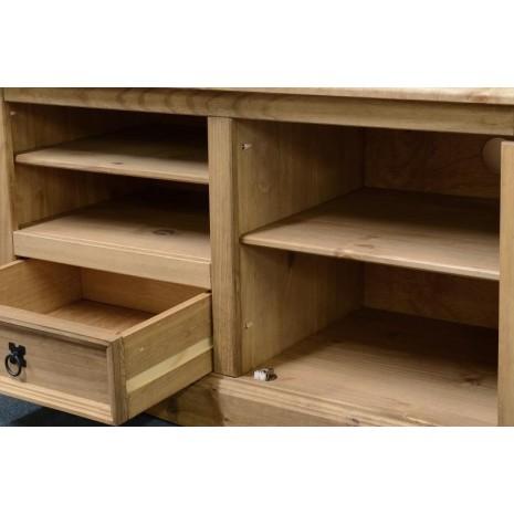 Farmhouse entertainment unit furniture2godirect for Furniture 2 go direct
