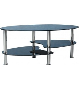 Lara Black Coffee Table