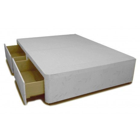 Firm Tufted Luxury Orthopedic Divan Bed All Sizes