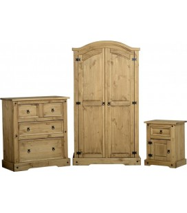 Farmhouse Trio Bedroom Set