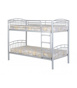 Victoria Metal Bunk Bed Frame