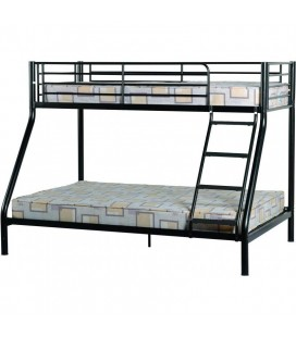 Cumbria Triple Sleeper Bunk Bed Frame