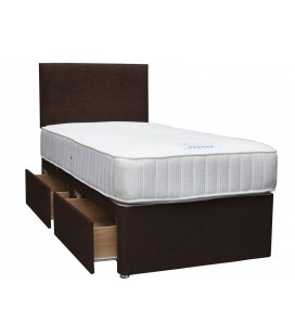 1800 Pocket Sprung Divan Bed - All Sizes