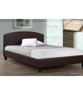 Banstead Faux Leather Bed Frame