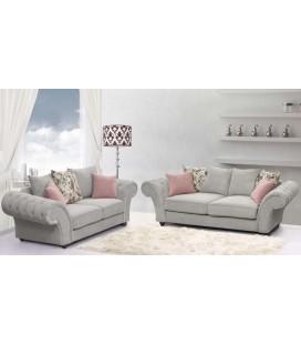 Silver Rimani Sofa
