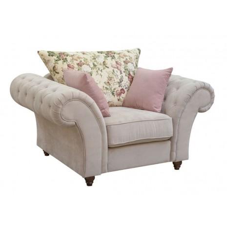 Silver Rimani Sofa Furniture2godirect