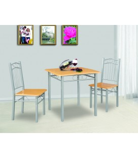 Cobham Dining Set - 2 Chairs