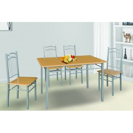 Cobham Dining Set - 4 Chairs